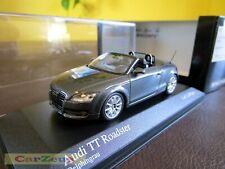 1:43 Minichamps, 2006 Audi TT Roadster, Grey Metallic