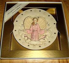 Seraphim Collection Elise Heaven'S Glory Angel Plate