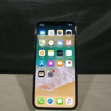 Smartphone Apple iPhone x 64GB Gris espacial Verizon Desbloqueado En Buen Estado