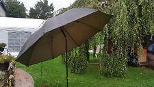 Angelzubehör Mosella Omega PVC - Schirm 100 % Wasserdicht Karpfen Waller Angeln