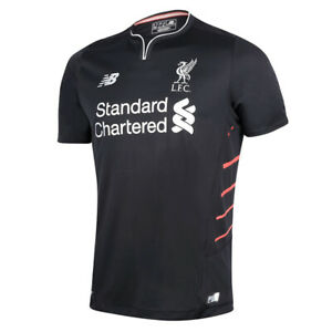 New Balance Liverpool FC 2016/17 Men's Away Jersey