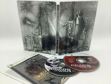 Gears of War 2 / Steelbook *** Microsoft Xbox 360 ***