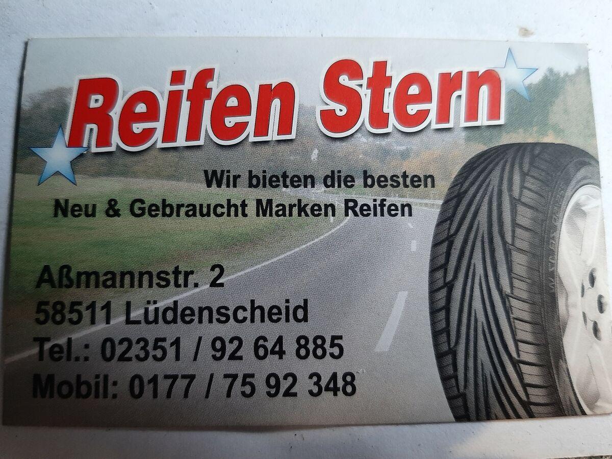 Reifen Stern