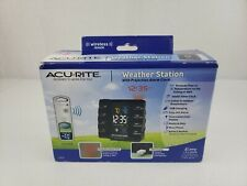 New ACURITE 13026 Weather Station Forecast/Temperature/Humidity Projection Clock