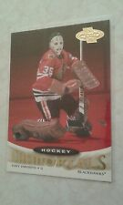 2000-01 UD Upper Deck Heroes Immortals Tony Esposito Card 124 Nice Set!