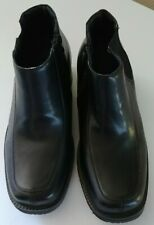 Constep EU 43 US 10? Men's Elevator Height Shoes Black 3.5