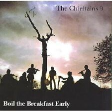 Chieftains 9 - Boil the Breakfast Early - New CD Album