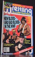 Pro Wrestling Illustrated Magazine December 1990