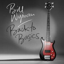 Bill Wyman : Back to Basics CD (2015) ***NEW***