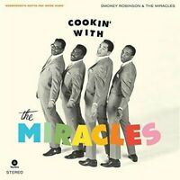 Miracles	Cookin' With + 4 Bonus Tracks (New Vinyl)