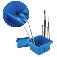 Multifunction Brush Washing Bucket Wash Pen Barrel Brush Washer Art Supplies