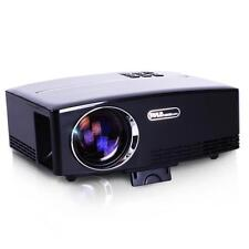 Compact Digital Projector, HD 1080p Support, Built-in Speakers, HDMI/USB/VGA