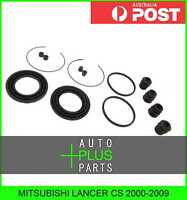 Fits MITSUBISHI LANCER CS - Brake Caliper Cylinder Piston Seal Repair Kit