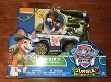 Paw Patrol Tracker's Cruiser Toy New Free Shipping