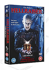 Hellraiser 1-3 Boxset [DVD] [1987] DVD Highly Rated eBay Seller Great Prices