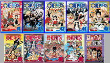 One Piece English Manga Series Shonen Battle Graphic Novels Collection Set 41-50