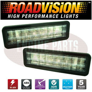 Bull Bar LED Indicator / Park Lights ADR Approved Nissan GQ GU Y62 Patrol