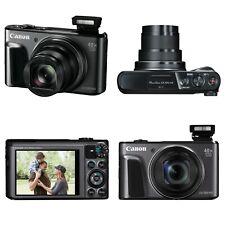 CANON PowerShot SX720 HS Black Compact Digital Camera