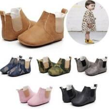 Children Baby Shoes Kids Breathable Fashion Girls First Walker Soft-bottom SM