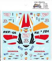 Museum Collection 1/12 Honda RC211V '05 Repsol Decal for TAMIYA D397 from Japan