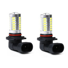2x 9005 HB3 White 7000k Car Led Bulbs Replacement for Fog Driving Light