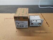 Moeller Zm-10-Pkz2 Motor Protection Trip Block.