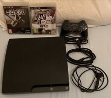 CONSOLE SONY PLAYSTATION 3 SLIM 320 GB NERA + FIFA 11 + CALL OF DUTY BLACK OPS 2