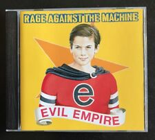 RAGE AGAINST THE MACHINE 'Evil Empire' 1996 CD ALBUM
