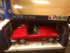 POLISTIL SERIE GOLD GT FERRARI 250 GT  21 CALIFORNIA SPIDER 1 : 16 IN BOX -11/17