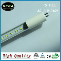 2Feet T5 Led G5 Fluorescent Replacement Tube 9W 560mm Light Bulb AC110-277V 56cm