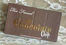 Too Faced Matte Chocolate Chip Mini Eye Shadow Palette ~ Authentic ~ BNIB