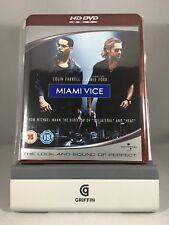 Miami Vice HD DVD Region 2 UK Cert 15 HDDVD
