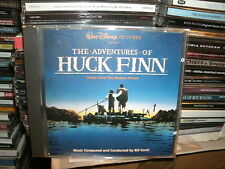 THE ADVENTURES OF HUCK FINN,VARESE SARABANDE FILM SOUNDTRACK
