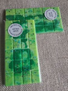 ICE CREAM EUPHORIAes  WAX MELTS SNAP BAR  scented ECO SOY 80-90g
