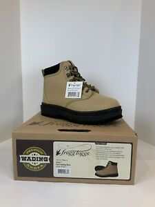 Frogg Toggs Rana Wading Shoe 251210 Khaki Size 9