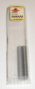 2 Druckfedern, 9 x 68mm, Rückstellfeder, Feder, Druckfeder 6600055//1689 w2