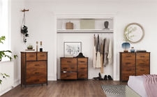Dressers & Chests of Drawers Dressers for Bedroom Organizer Furniture Storage