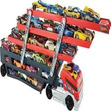 @New@ Hot Wheels Mega Hauler Toy Game Kids Play Gift Christmas Gift New Gift