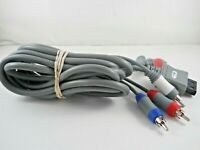 Nintendo Wii A/V AV RCA Audio Video Composite Cable Cord
