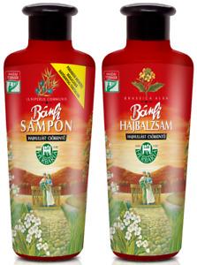 Herbaria Bánfi / Banfi Anti Hair loss Shampoo and Conditioner 1-1 bottle 250ml