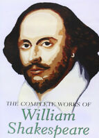 The Complete Works of William Shakespeare (Special Editions) New Paperback Book
