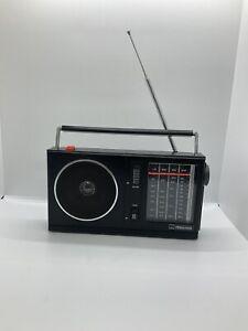 Vintage ~Ferguson 4-Band Transistor Radio Model~ 3R08~Mint Condition