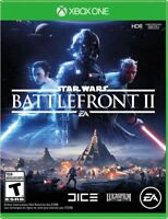 Star Wars Battlefront 2 II [Microsoft Xbox One EA Online Space Combat FPS] NEW