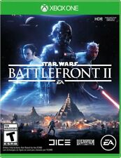 Star Wars Battlefront 2 II [Microsoft Xbox One EA Online Space Combat FPS] NEW