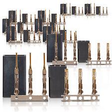 JR Graupner UNI Plug Socket Servo Jack Servo Socket Gold Contact 10 Pair Par