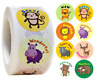 x100 Reward Stickers Labels Kids Childrens Nursery Fun Teachers School