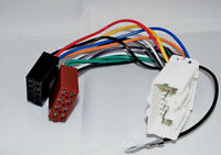ISO Radio Adapter passend für MITSUBISHI Pajero Space Star Carisma  1996-2006
