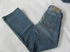NWT Diesel ZATINY Mens Regular BOOT CUT Jeans Button Fly 26x30 $178