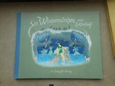 Ernst Kreidolf: Ein Wintermärchen Rotapfel-Verlag Neuausgabe 1979