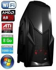 PC Gamer - A8 Quad Core Turbo 4 x 3.8 Ghz - 1000Go - Ram 8 Go - WiFi N - Windows